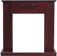 Портал для камина Смолком Lumsden STD (махагон коричневый антик) -