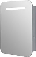 Шкаф с зеркалом для ванной Ювента Prato PrМ-60 -