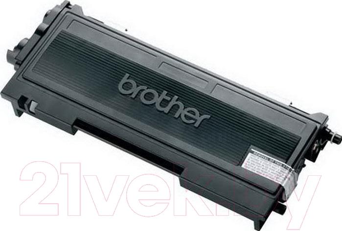 Картридж Brother, TN-2075, Китай, черный  - купить со скидкой