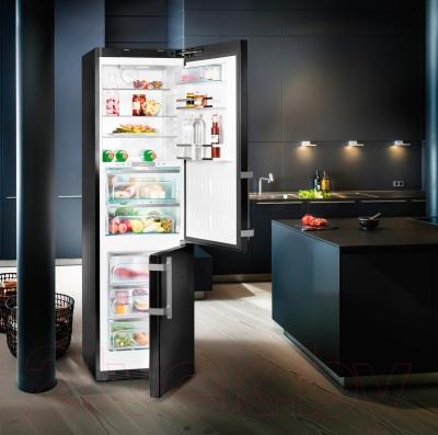Холодильник с морозильником Liebherr CBNPbs 4858