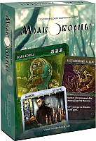 Настольная игра Сквирл Мракоборцы. Базовый Набор -