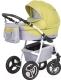 Детская универсальная коляска Riko Angelo 2 в 1 (05/лайм) -
