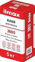 Клей для плитки ilmax Standardfix 3000 (5кг) -