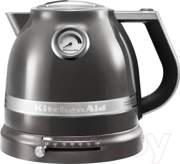 Купить Электрочайник KitchenAid, Artisan 5KEK1522EMS, Китай, нержавеющая сталь