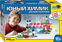 Набор для опытов Step Puzzle Юный химик / 76094 -