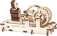 Сборная модель Ugears Двигатель 70009 -