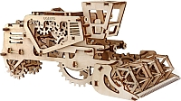 Сборная модель Ugears Комбайн 70010 -
