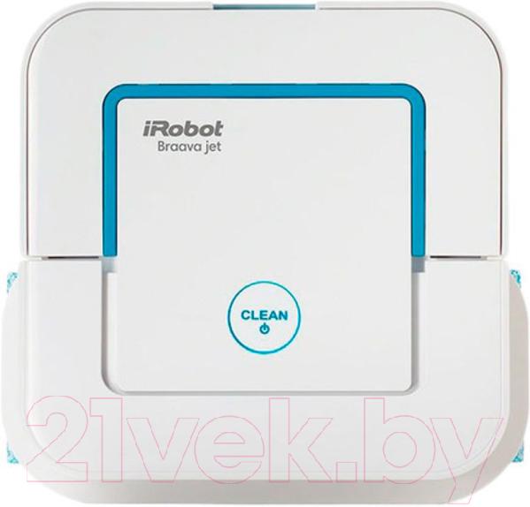 Купить Робот-пылесос iRobot, Braava Jet 240, Китай