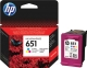 Картридж HP 651 Tri-color (C2P11AE) -