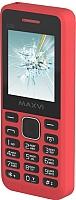 Мобильный телефон Maxvi C20 (красный) -