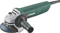 Профессиональная угловая шлифмашина Metabo W 750-125 (601231010) -