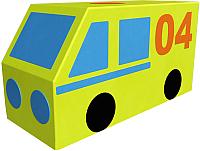 Контурная игрушка Romana Машина газовой службы ДМФ-МК-01.23.05 -