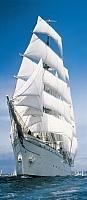 Фотообои Komar Sailing Boat 2-1017 (86x220) -