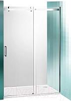 Душевая дверь Roltechnik Ambient Line AMD2/130 (хром/прозрачное стекло) -