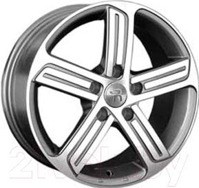"""Литой диск Replay Volkswagen VV177 15x6.5"""" 5x100мм DIA 57.1мм ET 40мм GMF"""