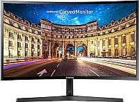 Монитор Samsung C27F396FHI (черный) -
