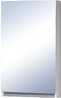 Шкаф с зеркалом для ванной Акваль Афина 45 / АФИНА.04.45.00.L -
