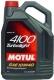 Моторное масло Motul 4100 Turbolight 10W40 / 100355 (4л) -