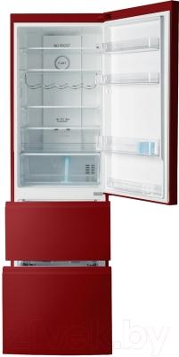 Холодильник с морозильником Haier A2F635CRMV