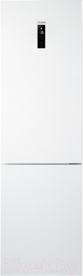 Холодильник с морозильником Haier C2F637CWMV