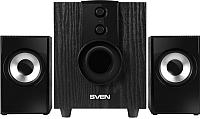 Мультимедиа акустика Sven MS-107 (черный) -