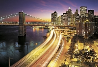 Фотообои Komar New York City Lights 8-516 (368x254) -