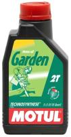 Моторное масло Motul Garden 2T Hi-Tech / 106280 (1л) -