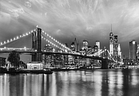 Фотообои листовые Komar Brooklyn 8-934 (368x254) -