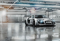 Фотообои листовые Komar Audi R8 Le Mans 8-957 (368x254) -