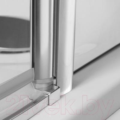 Душевое ограждение Roltechnik Elegant Line GDNP1/120 (хром/прозрачное стекло)