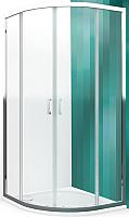 Душевой уголок Roltechnik Lega Line LLR2/90x90 (хром/прозрачное стекло) -
