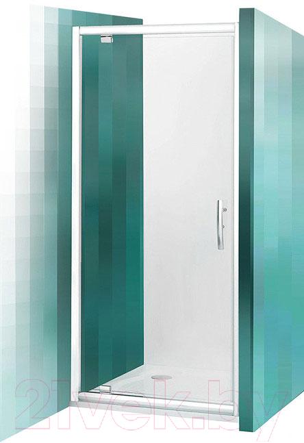 Купить Душевая дверь Roltechnik, Proxima Line PXDO1N/100 (хром/прозрачное стекло), Чехия
