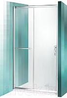 Душевая дверь Roltechnik Proxima Line PXD2N/120 (хром/прозрачное стекло) -