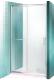 Душевое ограждение Roltechnik Proxima Line PXD2N/120 (хром/прозрачное стекло) -