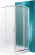 Душевой уголок Roltechnik Houston Neo/90 / N0649 (хром/матовое стекло) -