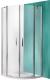 Душевое ограждение Roltechnik Tower Line TR2 Light/90 / 738-9000000 (хром/прозрачное стекло) -