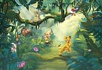 Фотообои Komar Lion King Jungle 8-475 (368x254) -