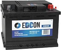 Автомобильный аккумулятор Edcon DC60540R (60 А/ч) -