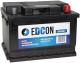 Автомобильный аккумулятор Edcon DC60540R1 (60 А/ч) -