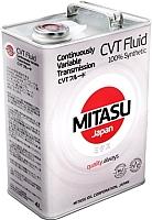 Трансмиссионное масло Mitasu CVT Fluid 100% Synthetic / MJ-322-4 (4л) -