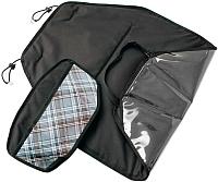 Накидка на автомобильное сиденье ТрендБай Лэйнин Тойз 1093 (черный) -