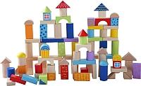 Развивающая игрушка Eco Toys 100 кубиков 2007 -