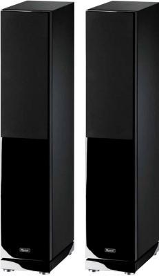 Акустическая система Magnat Quantum 755 Black - общий вид
