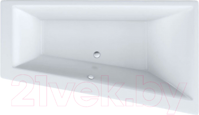 Ванна акриловая Excellent Sfera 170x100 R