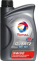 Моторное масло Total Quartz Ineo MC3 5W30 / 166254 (1л) -