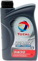 Моторное масло Total Quartz Ineo Long Life 5W30 / 181711 (1л) -