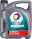 Моторное масло Total Classic 5W30 / 187559 (5л) -