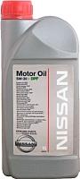Моторное масло Nissan Motor Oil DPF 5W30 / KE90090033 (1л) -