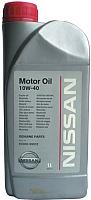Моторное масло Nissan Motor Oil 10W40 / KE90099932 (1л) -