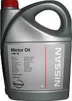 Моторное масло Nissan Motor Oil 10W40 / KE90099942 (5л) -
